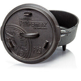 Petromax Pot à feu - ft 3 noir